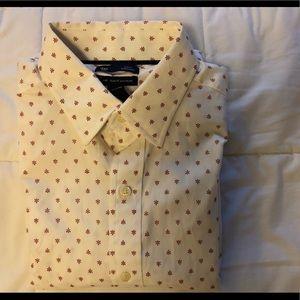 Gap Long Sleeve Button Up